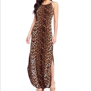 NWT Leopard Dress
